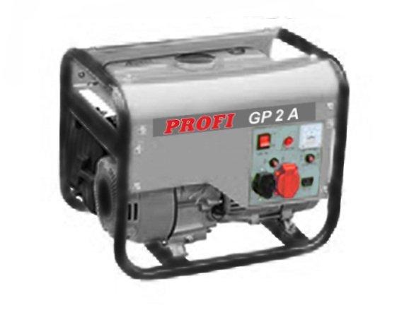 Бензиновый генератор tss