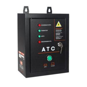 Система автоматической коммутации генератора GPA1005