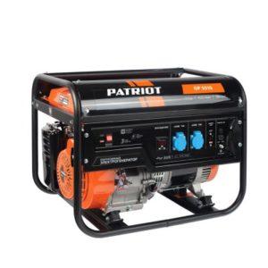 Генератор Patriot GP 5510